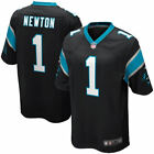 Carolina Panthers NFL Cam Newton #1 Nike Official Game Youth Jersey