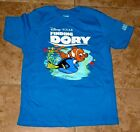 New Excl & Authentic Finding Dory Movie Premiere Youth T-shirt