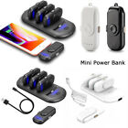Portable Power Bank Magnetic Interface Charger for Phone Support Wireless