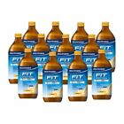 Fit Protein RTDs Ready To Drink Whey Protein Shake 12 x 500ml Multipower
