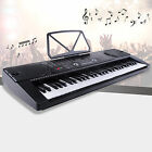 61 Key Music Digital Electronic Piano Keyboard Electric Piano Organ 11 variation <br/> LED Display✔128 Rhythms✔Top selling✔USA STOCK✔