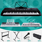 61 Key Music Digital Electronic Piano Keyboard Electric Pian