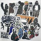 Star Wars Stickers Custom Character Cartoon Series Vader Boba 90+ Styles NEW! $0.99 USD on eBay