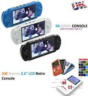 """32bit Portable 4gb 4.3"""" Handheld Game Console +10000 Games Built-in +camera"""