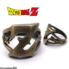 Anime Dragon Ball Z Goku Metal Ring Bronze Rings cosplay Fashion ornament 18MM