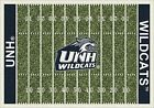 New Hampshire Wildcats NCAA Home Field Indoor Area Rug