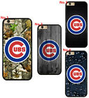 Chicago Cubs MLB Hard Phone Case Cover Fits For iPhone/ Touch/Samsung/LG