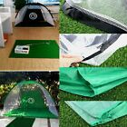 Golf Practice Driving Hit Net Cage Training Net Mat Training Aid Kit + Free Bag
