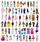 Girls Kids Fancy Dress Book Week Day School Day Cosplay Party Costume Outfits