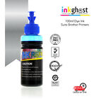 Inkghost Inks for Brother DCP-350CW 540C 540CN 560C 560CN LC-47 Cart Refills CIS