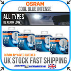 OSRAM Cool Blue Intense All Bulbs H1 H3 H4 H7 H11 H15 H16 HB3 HB4 W5W HIR2