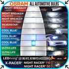 OSRAM AUTOMOTIVE BULB CATALOGUE ALL BULB TYPES PERFORMANCE STYLING LONG LIFE LED