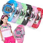 Waterproof Child Boy Girl Sports Electronic Digital Wrist Watches for Kids Gift image