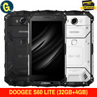 "Doogee S60 Lite 5.2"" 4gb+32gb 4g Nfc Triple Proofing Rugged Android Smart Phone"