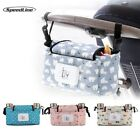 New Baby Hanging Basket Stroller Bag Mummy Travel Nappy Bags Water Bottle Storag