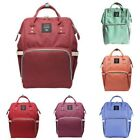 Mummy Maternity Nappy Diaper Bag Large Capacity Baby Bag Travel Cloth Backpack