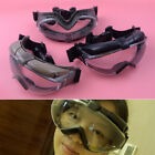 Tactical Military Anti-fog Dust Safety Glasses Regulator Goggle with Fan