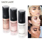 SACE LADY Face Highlighter Cream Liquid Illuminator Makeup Glow Facial Brighten