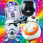 HUGE SET STAR WARS BB8 Birthday Party Balloon Balloons Supplies Decoration R2D2 $3.99 USD on eBay