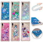 Dynamic Liquid Glitter Quicksand ShockProof Case Cover for Huawei P20 Pro Lite