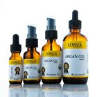 L'Onua Organic Cold Pressed Argan Oil - 4 fl oz - 100% Pure Unrefined Virgin Oil