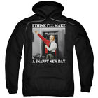 """Mr. Rogers """"A Snappy New Day"""" Hoodie, Long Sleeve"""