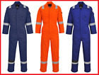 Portwest Flame Resistant Light Weight Anti Static Coverall Fr28