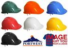 Portwest PW50 PP Hard Hat Safety Helmet All Colours Avaliable