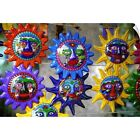 Wall Decal entitled Ceramic suns, Mexico City