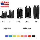 Kyпить PVC Waterproof Dry Bag Sack for Canoe Floating Boating Kayaking Camping Backpack на еВаy.соm