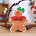 Gingerbread Man Christmas Tree Ornaments Decorations Supplies Festival