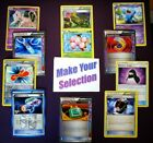 SELECT YOUR POKEMON CARD DECK STAPLES💥 Expanded Format Trainers Items - U PICK!