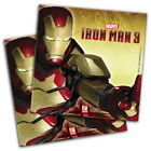 IRONMAN Napkins and Cups Boys Birthday Party Tableware