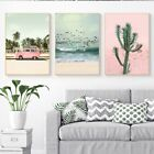 Coconut Tree Nordic Poster Cuadros Decoracion Wall Art Canvas Pictures Unframed