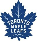 Toronto Maple Leafs Color Die Cut Vinyl Decal Sticker You Choose Size cornhole $17.99 USD on eBay