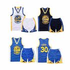 STEPHEN CURRY #30 KIDS BOYS Children / Youth BASKETBALL JERS