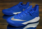 Nike Zoom Shift TB Blue White 897811-400 Basketball Shoes Men's Multi Size