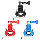 Bicycle Clips Handlebar Clamp For Go pro Hero 5 SJ6000 Xiaomi yi2 Accessories