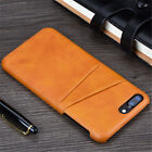 For iPhone 6 7 8 Plus Xr Xs Max Wallet Credit Card Slot Leather Case Back Cover <br/> Top-Rated Service√ For iPhone 5 6 7 8 Plus X XR XS Max√