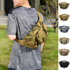 USA Outdoor Camping Hiking Travel Military Waist Bag Belt Pack Fanny Chest Pouch