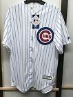 NWT Chicago Cubs Majestic Cool Base MLB Men's, Youth, Kids J