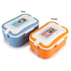 1.5L 12V/24V Portable Lunch Box Stove Heated Electric Container for Car Camping