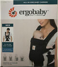 NEW! ERGOBABY OMNI 360 COTTON Ergo Baby Carrier Multi Position Sling 4 COLORS