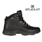 "2019 Stuburt WATERPROOF Evolve Boot Golf Shoes - Black - MENS  ""New"""