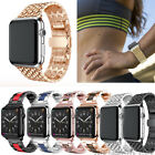iWatch Apple Watch Series 1 2 3 4 5 44/38mm Stainless Steel Band Strap Bracelet