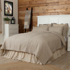SAWYER MILL TICKING STRIPE Farmhouse Bedding - Choose Quilt Set & Accessories image