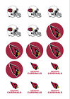 Arizona Cardinals Edible Print Cupcake/Cookie Toppers Frosting Sheets 2 Sizes $13.99 USD on eBay