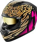 Icon Womens Alliance GT Shaguar Graphic Helmet #