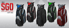 NEW DATREK SGO CART BAG. CHOOSE YOUR COLOR. 15-Way Full Length Divider