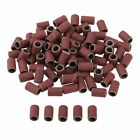6.35mm Fantastic Machine Replacement Bits Sanding Band Buffer Manicure Tool 100X